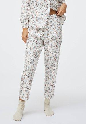 DITSY FLORAL - Pyžamový spodní díl - white