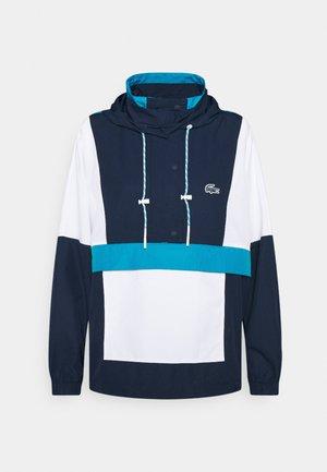 Summer jacket - scille/white ibiza