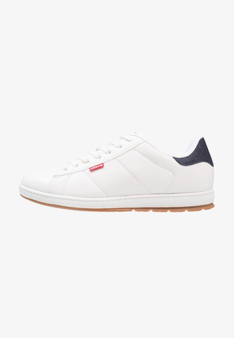 Levi's® - DECLAN MILLSTONE - Tenisky - regular white