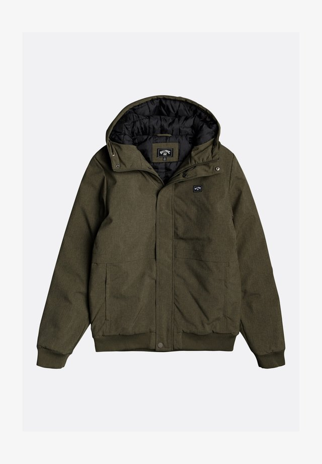 ALL DAY  - Giacca invernale - military heathe