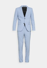 Lindbergh - PLAIN MENS SUIT - Traje - mid blue - 9