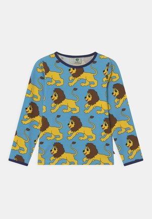 LION UNISEX - Long sleeved top - blue grotto