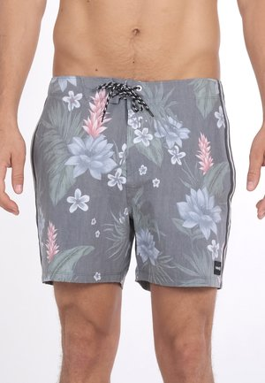 PHTM NATURALS SESSIONS 16' - Zwemshorts - light grey
