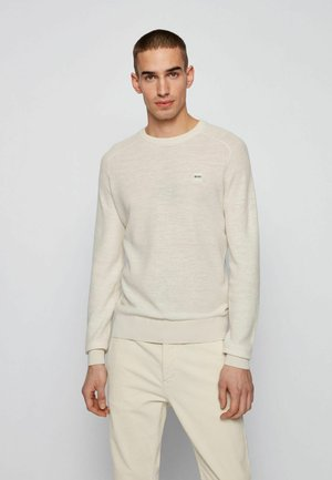 AMADOR - Jumper - light beige