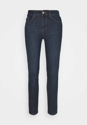 FLORENCE ANKLE MID RISE - Jeans Skinny Fit - indigo