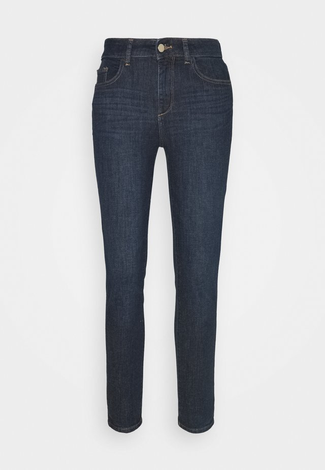 FLORENCE ANKLE MID RISE - Jeans Skinny - indigo