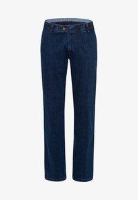 BRAX - STYLE JIM - Straight leg jeans - blue stone - 5