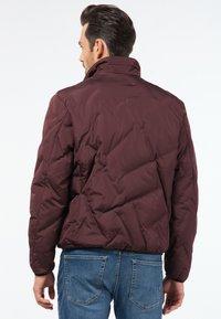 Pierre Cardin - Light jacket - dark red - 2