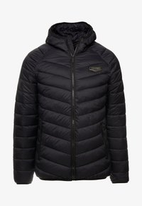 Supply & Demand - EXPLORE JACKET - Overgangsjakker - black - 3