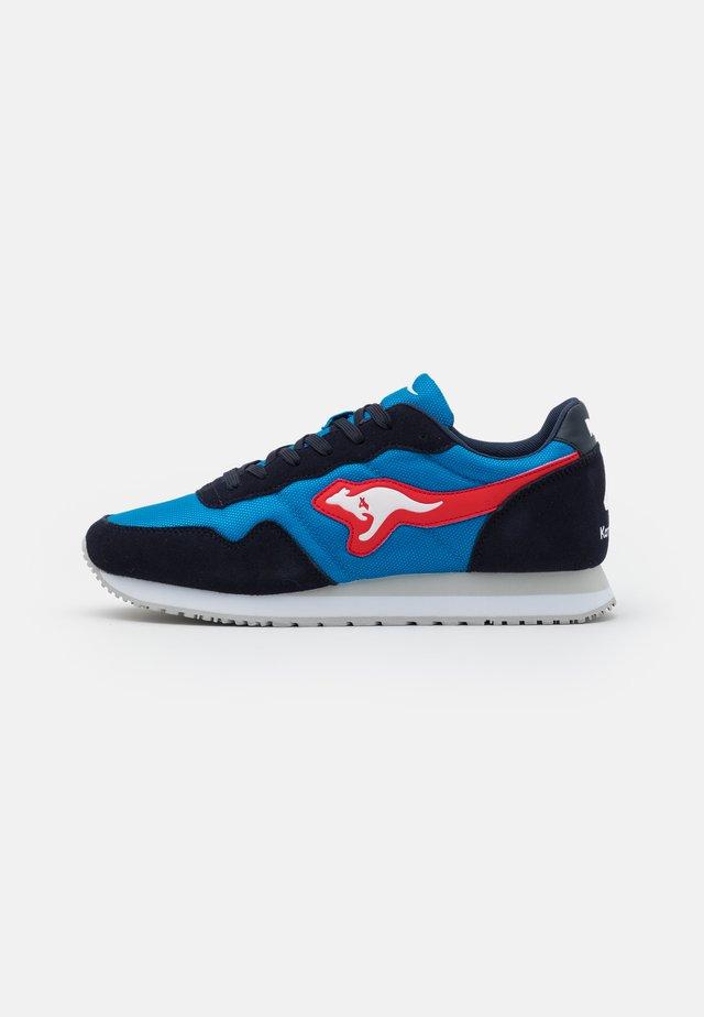 INVADER  - Sneakersy niskie - brillant blue