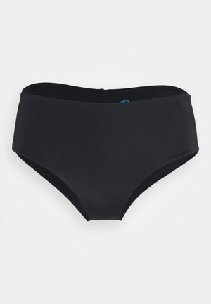 MALTA BOTTOM - Bikini bottoms - black out
