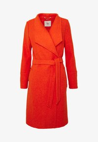 s.Oliver - Zimní kabát - spicy oran - 5