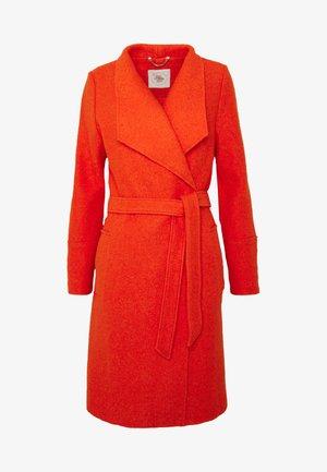 Classic coat - spicy oran