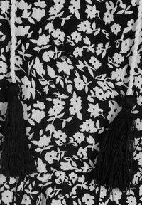 Zwillingsherz - SENTA - Day dress - schwarz/weiß - 2