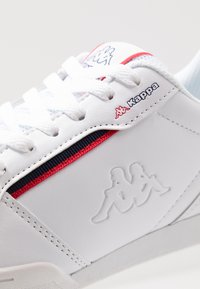 Kappa - MARABU - Zapatillas - white/red - 5