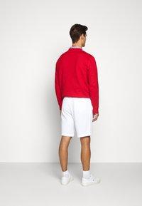 Polo Ralph Lauren - TERRY - Pantalon de survêtement - white - 2