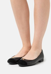 Lauren Ralph Lauren - GAINES - Ballet pumps - black - 0