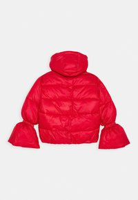 Patrizia Pepe - PIUMINO LOGO - Winter jacket - red - 1