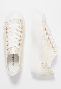 Miss Selfridge - TAMI - Sneakersy niskie - white - 3