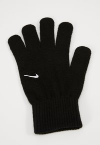 Nike Performance - GLOVES UNISEX - Gloves - black/white - 1