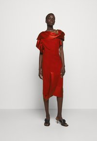Vivienne Westwood - AMNESIA DRESS - Koktejlové šaty/ šaty na párty - red - 0