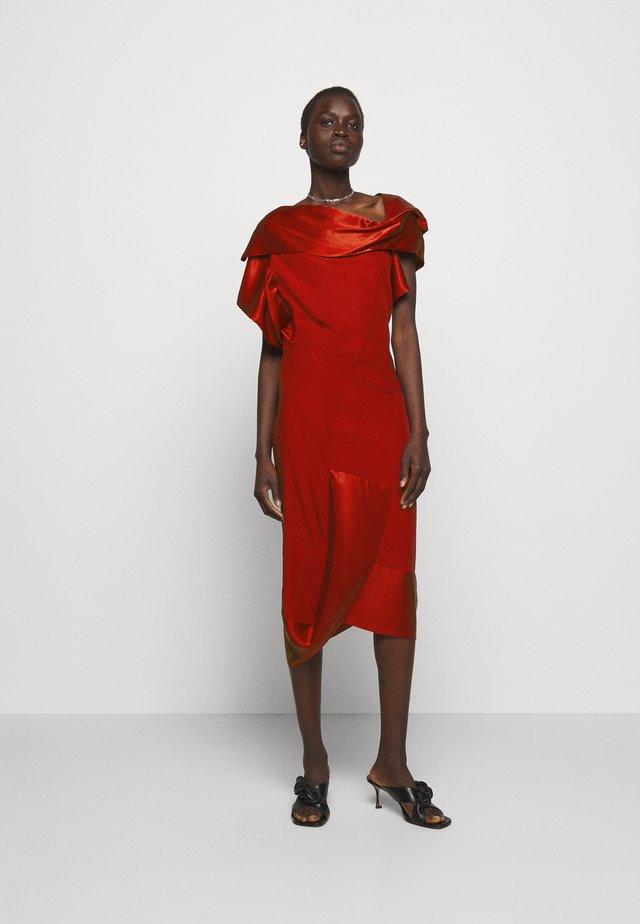 AMNESIA DRESS - Sukienka koktajlowa - red
