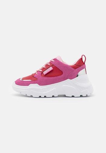Tenisky - red/pink