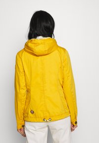 Ragwear - RIZZE - Summer jacket - yellow - 2