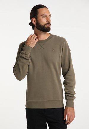 Sweatshirt - militäroliv