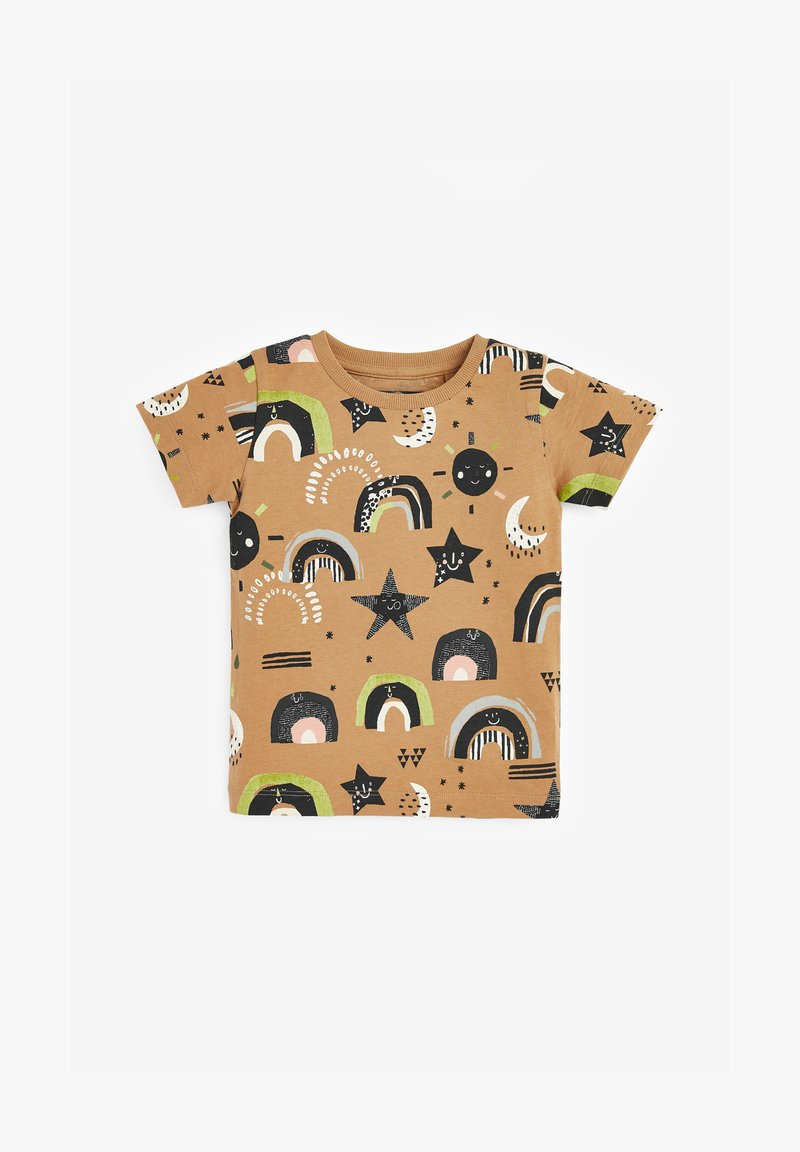 Next - T-shirts print - orange