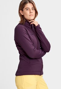 Mammut - ACONCAGUA - Fleece jacket - blackberry - 2