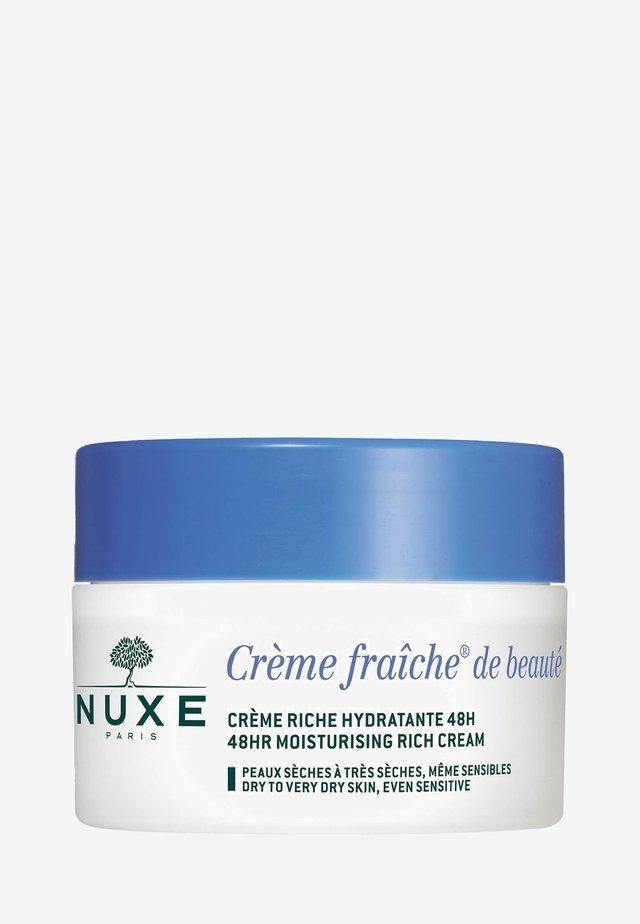 CRÈME FRAICHE® DE BEAUTÉ 48HR MOISTURISING RICH CREAM - Face cream - -