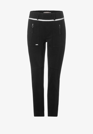 JOGG-STYLE - Trousers - schwarz