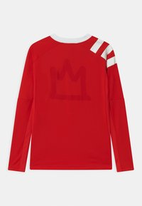 adidas Performance - UNISEX - Long sleeved top - vivid red/white/gold - 1