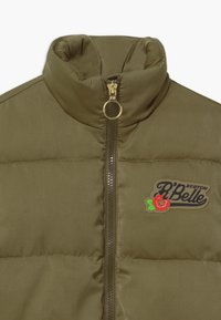 Scotch & Soda - SHORT LENGTH LIGHTWEIGHT QUILTED - Winter jacket - military - 2