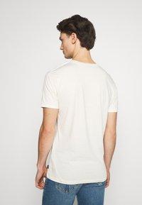 Tiger of Sweden Jeans - FLEEK - Basic T-shirt - birch bark - 2