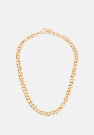 CHAIN BAR - Necklace - gold-coloured