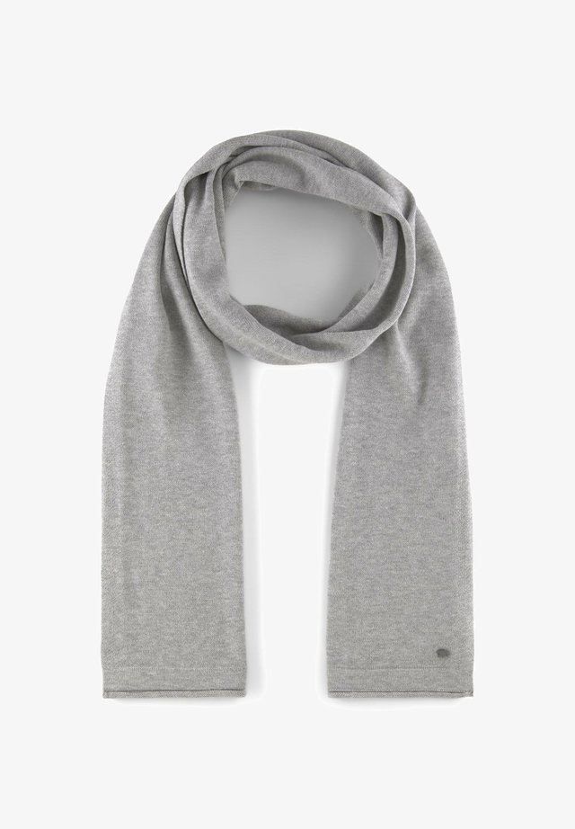 MELIERTER  - Scarf - grey heather melange