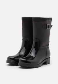TOM TAILOR - Botas de agua - black - 2