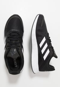 adidas Performance - DURAMO  - Zapatillas de running neutras - core black - 1