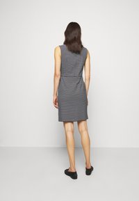 Lauren Ralph Lauren - PONTE - Pouzdrové šaty - lauren navy/pale - 2