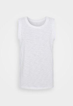 TRIM TANK - Top - white