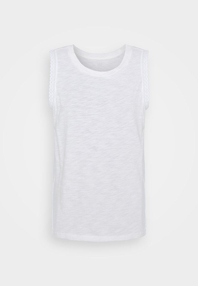 GAP - TRIM TANK - Top - white