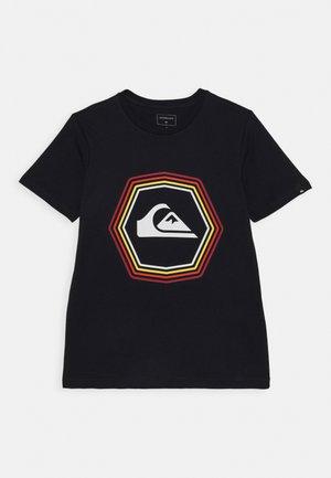 NEW NOISE - T-shirt imprimé - black