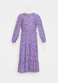 Rebecca Minkoff - ESME DRESS - Maxi dress - lilac/multicolor - 5