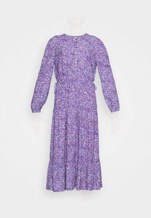 ESME DRESS - Vestido largo - lilac/multicolor