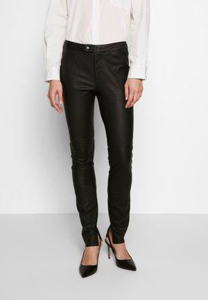 PANT - Leggings - Hosen - black