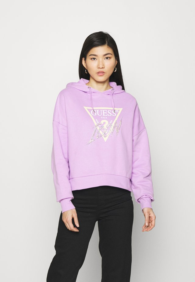 HOODY ICON - Mikina skapucí - lilac forever