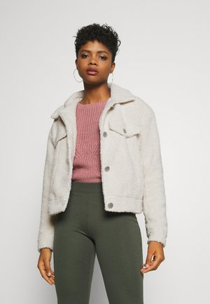 VIABBI SHORT JACKET - Winterjas - birch