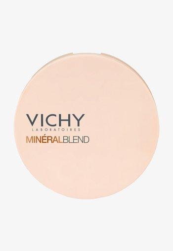 FACE MAKEUP VICHY MINÉRALBLEND MOSAIK PUDER TAN 9 G - Powder - -
